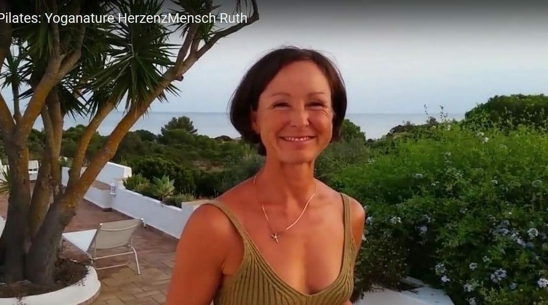 Yoga und Pilates: unser HerzensMensch Ruth!
